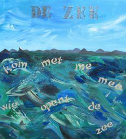 heARTsongpainting De Zee