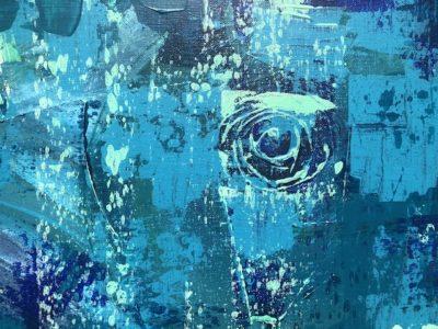 Aquamarine Rose 2